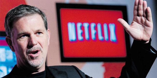 CEO Netflix