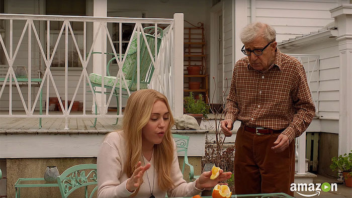Crisis in Six Scenes- Woody Allen-Miley Cyrus-official trailer amazon video