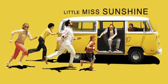 """Pequeña Miss Sunshine, no hay nada más lindo que la """"famiglia unita"""""""