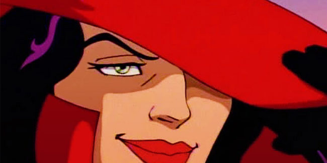 Carmen Sandiego vuelve gracias a Netflix