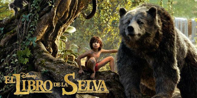 El Libro de la Selva (2016), 50 años después