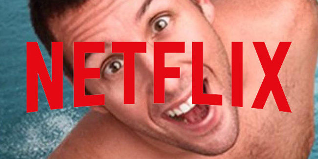Adam Sandler bate récords de horas de visualización en Netflix