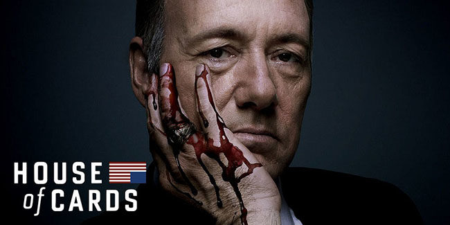 House of Cards, llega el primer tráiler de la quinta temporada