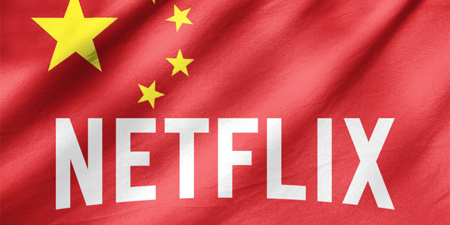 Netflix se prepara para desembarcar en China