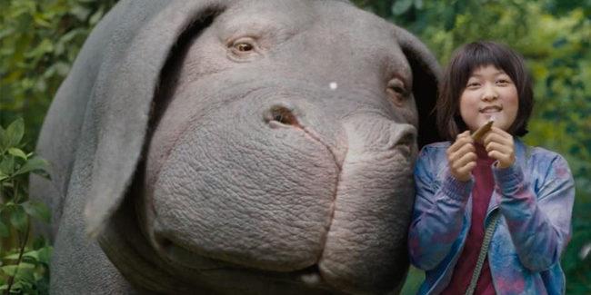 Okja, el film de Netflix y las polémicas en Cannes