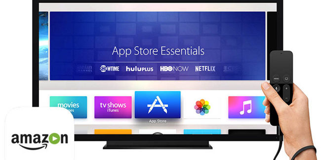 Amazon Prime Video llega al Apple TV (Actualización 5/6/17)