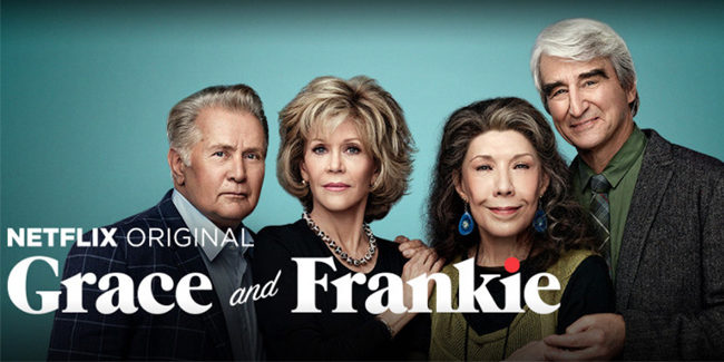 Grace and Frankie, enredos de alcoba del siglo XXI