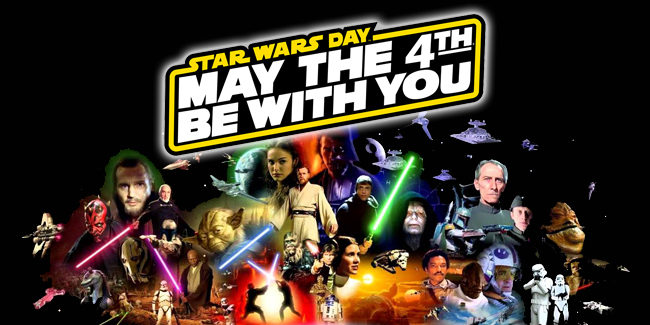Star Wars Day: el día dedicado a la saga de George Lucas