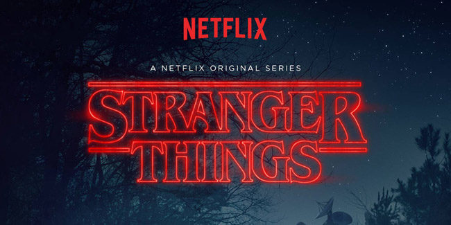 Netflix publicó un teaser de Stranger Things 3 con lo títulos de la temporada 3