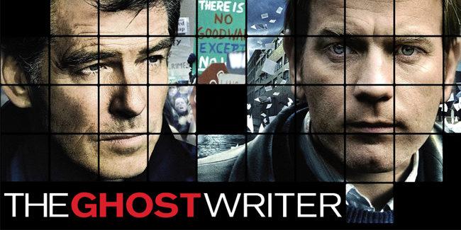 The Ghost Writer, cuando escribir es un peligro
