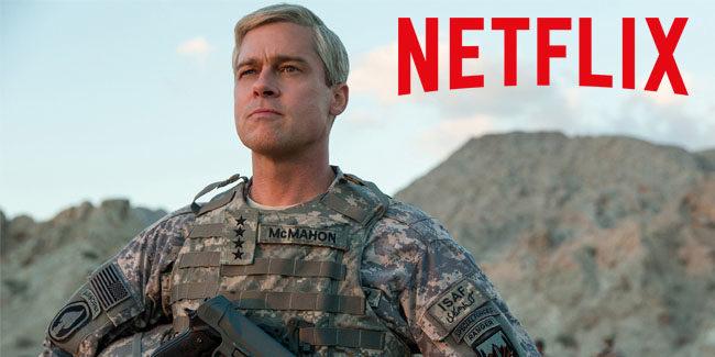 Máquina de Guerra: un nuevo tráiler del film con Brad Pitt