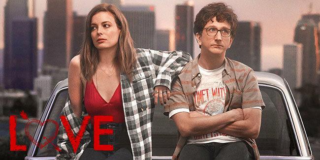 LOVE: relaciones complicadas en la serie original de Netflix