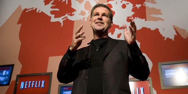La (breve) historia de Netflix a 20 años de su fundación