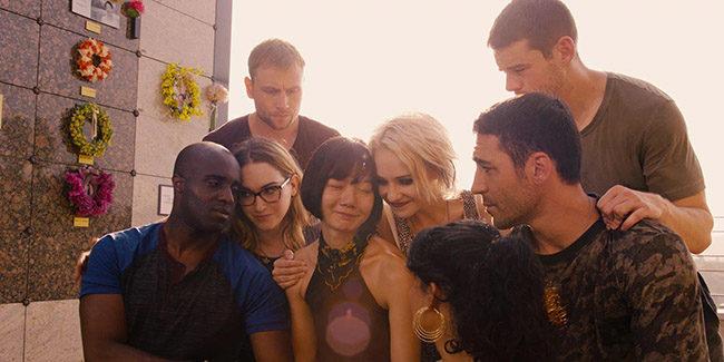 Sense8 tendrá final en un capítulo de dos horas