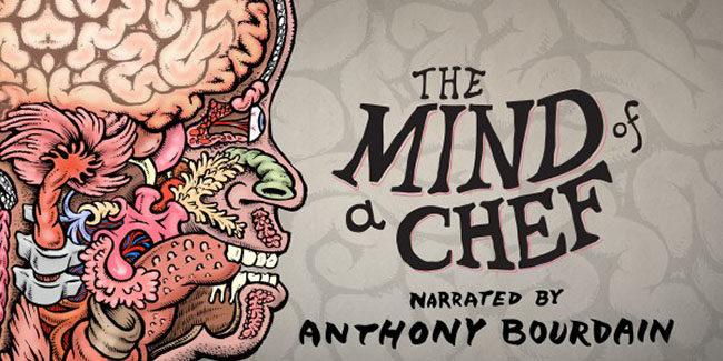 The Mind of a Chef, la cocina vista desde otro ángulo
