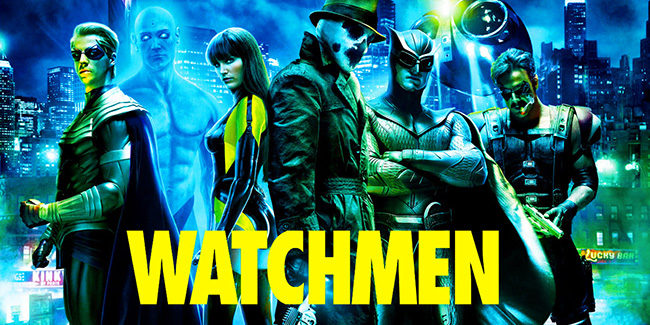 Watchmen: llega la serie TV por HBO