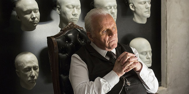 Anthony Hopkins estará presente en la segunda temporada de Westworld