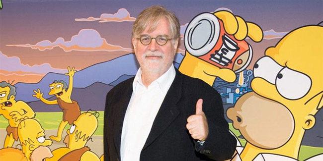 La nueva serie de Matt Groening para Netflix estará disponible en el 2018