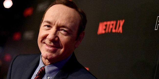 Kevin Spacey como Gore Vidal en un biopic original de Netflix