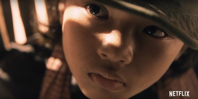 Se lo llevaron: recuerdos de una niña de Camboya, tráiler y poster