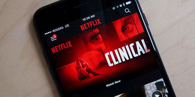 Netflix es la app con los más altos ingresos en el último trimestre