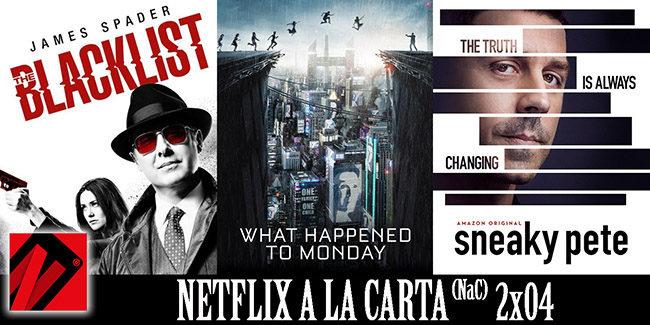 NaC 2×04: Sneaky Pete, The Blacklist, ¿Qué le pasó a Lunes?