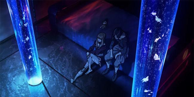 Blade Runner 2049, el anime precuela de Shinichiro Watanabe