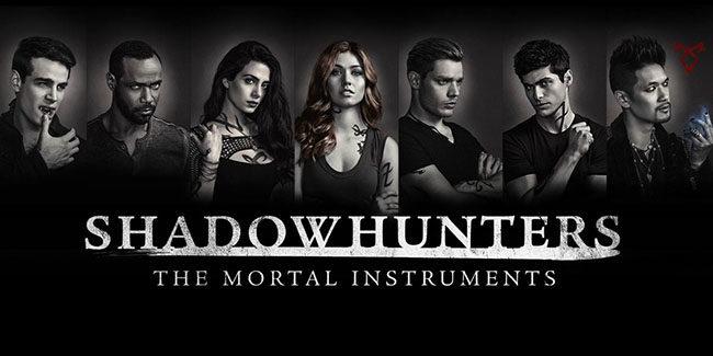 Shadowhunters 3 con Katherine McNamara… ¿dentro de una jaula?