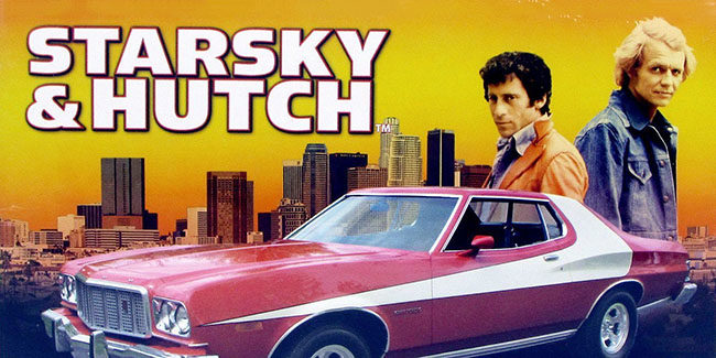 Starsky & Hutch: la serie reboot de James Gunn por Amazon