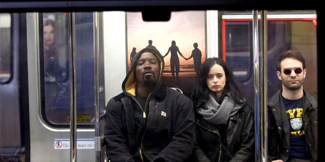 The Defenders es la serie de Marvel menos vista en Netflix