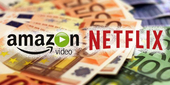 Aumento en el abono: primero Netflix y ahora Amazon