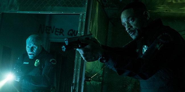 Bright, un nuevo tráiler del filme Netflix con Will Smith y Joel Edgerton