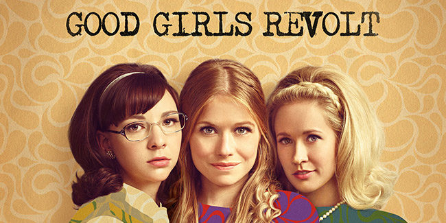 Good Girls Revolt, temporada 1 en Amazon Prime Video