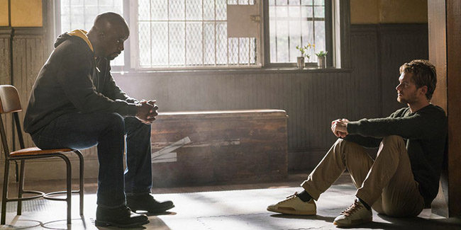 Luke Cage – Mike Colter habla del rol de Iron Fist en la temporada 2