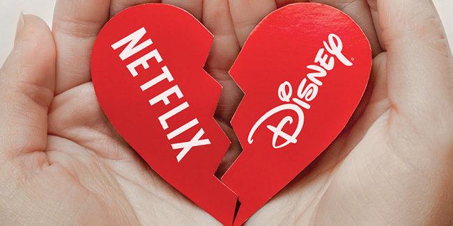 Disney no será la única empresa que dejará Netflix