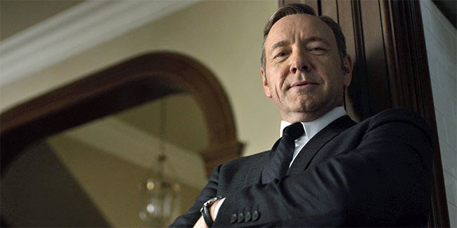 House of Cards, Netflix suspende también la sexta temporada