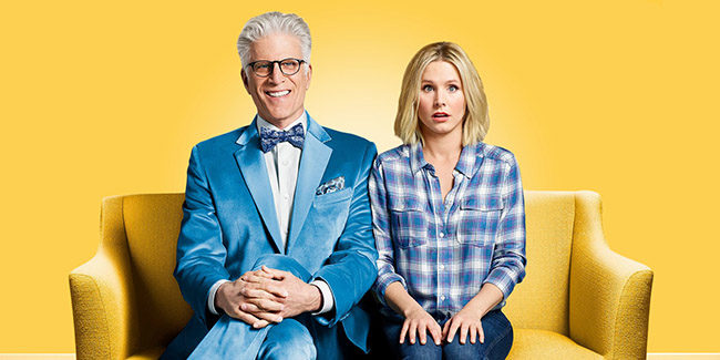 The Good Place – Temporada 2 por Netflix