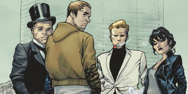 The Magic Order: la primera historieta de Mark Millar para Netflix