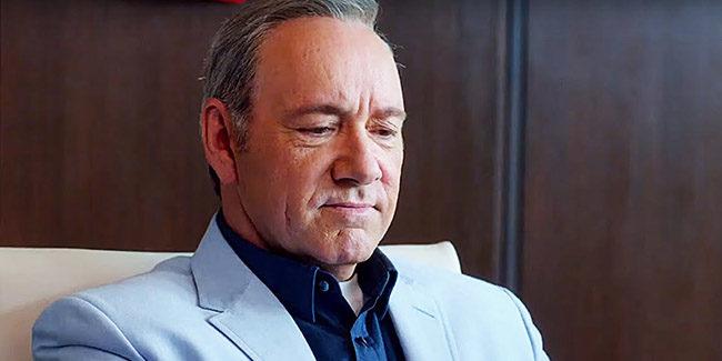 Kevin Spacey queda fuera de House of Cards, Netflix lo despide
