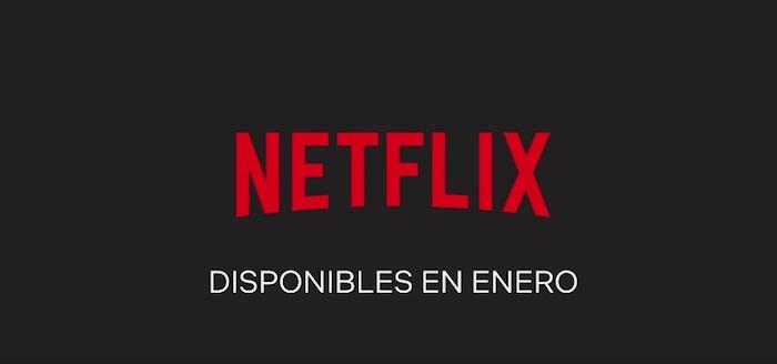 Estrenos en Netflix España en enero 2018