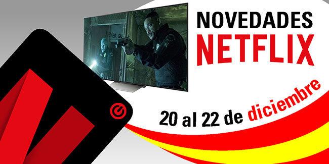 Novedades Netflix España: del 20 al 22 de diciembre de 2017