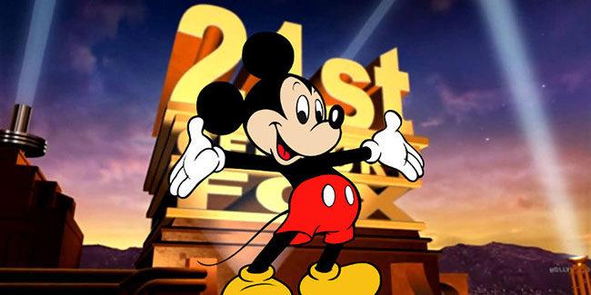 Walt Disney compra los filmes y series de FOX para competir con Netflix