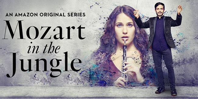Vuelve Mozart in the Jungle con la temporada 4