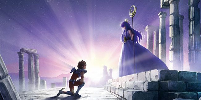 Knights of the Zodiac: Saint Seiya, estará disponible en Netflix en el 2019