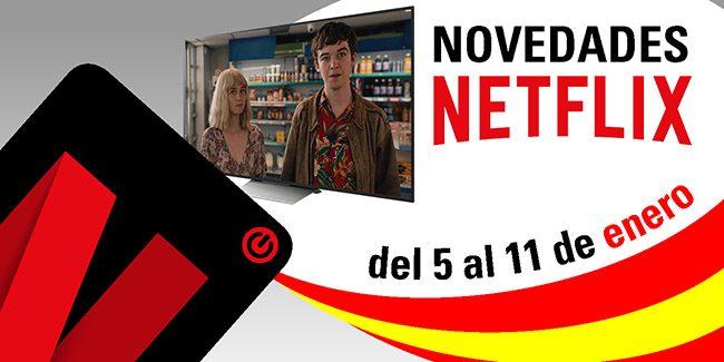 Novedades Netflix España: del 5 al 11 de enero de 2018
