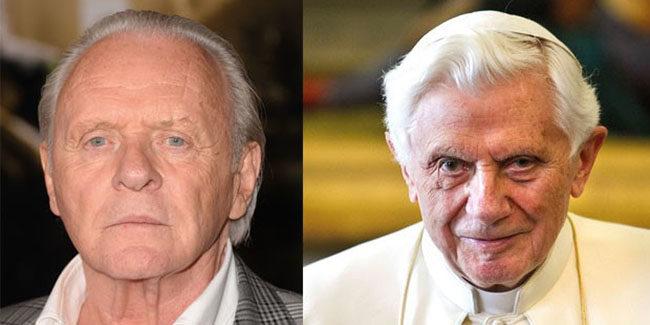 Anthony Hopkins interpretará a Benedicto XVI