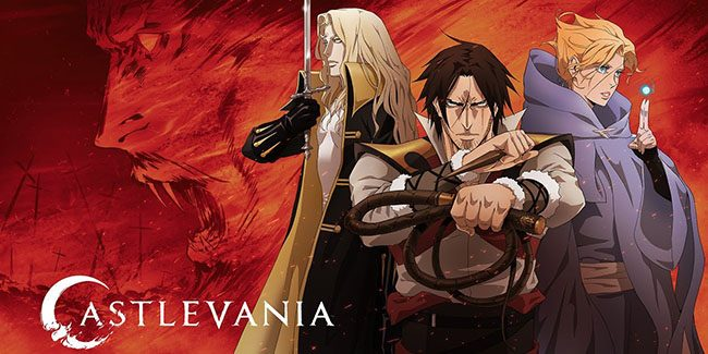 Castlevania, la segunda temporada llegará a Netflix el próximo verano