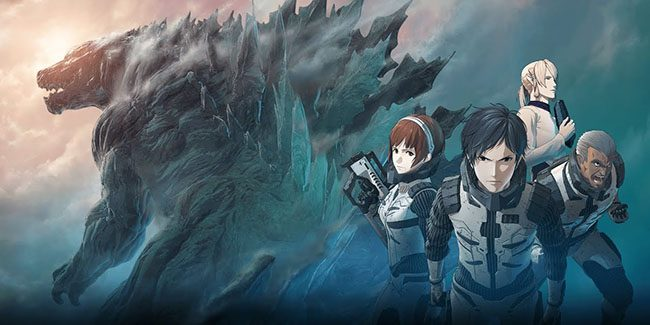 Godzilla: Planet of the Monsters llegará a Netflix el 17 de enero