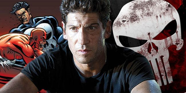 The Punisher: Jon Bernthal querría en la segunda temporada a Daredevil y a Jessica Jones