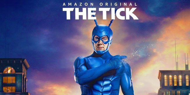 The Tick: Amazon renueva para la segunda temporada